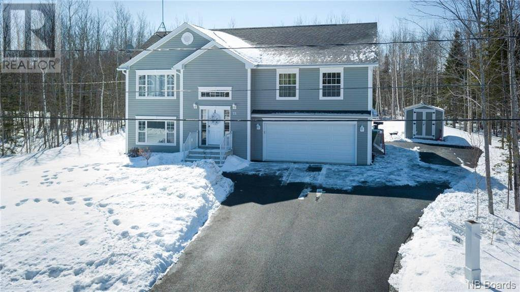 House for sale at 23 Berry Dr Rusagonis New Brunswick - MLS: NB042115