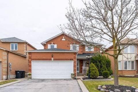 House for sale at 23 Berrydown Dr Caledon Ontario - MLS: W4420319