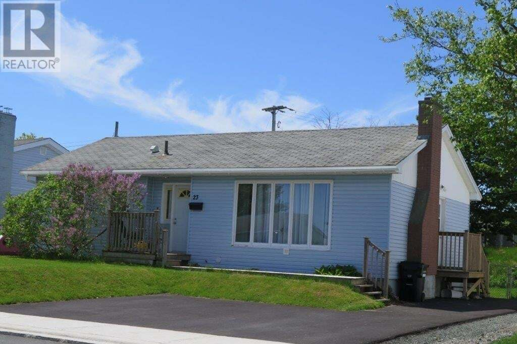 House for sale at 23 Birchwynd St St. John's Newfoundland - MLS: 1217342