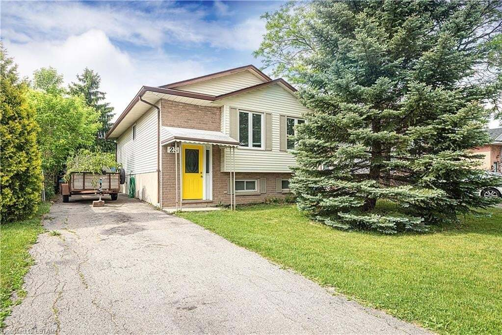 House for sale at 23 Blanchard Cres London Ontario - MLS: 263642