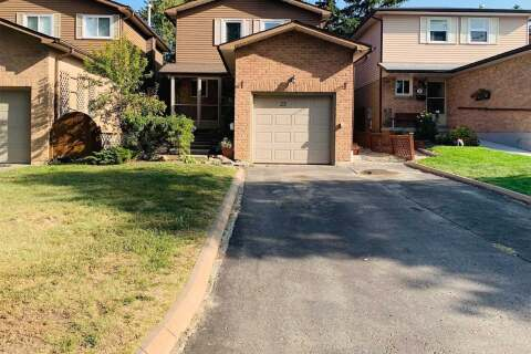 House for sale at 23 Blossom Ave Brampton Ontario - MLS: W4920505