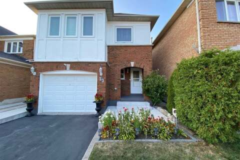 House for sale at 23 Blue Spruce St Brampton Ontario - MLS: W4925984
