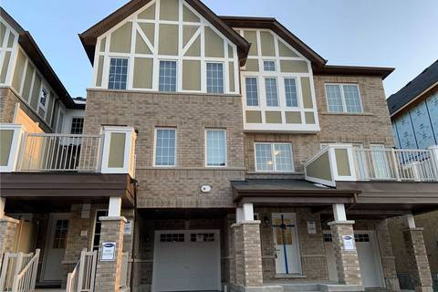 Townhouse for rent at 23 Bluegill Cres Whitby Ontario - MLS: E4691329
