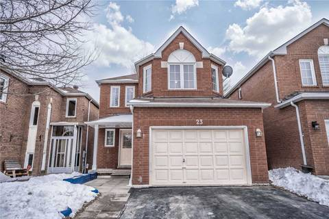 House for sale at 23 Booth Cres Ajax Ontario - MLS: E4691454