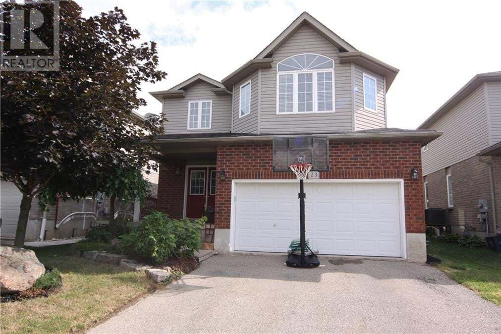 House for sale at 23 Brenneman Dr Baden Ontario - MLS: 30827016