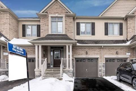 Townhouse for sale at 23 Briarfield Ave East Gwillimbury Ontario - MLS: N4366792