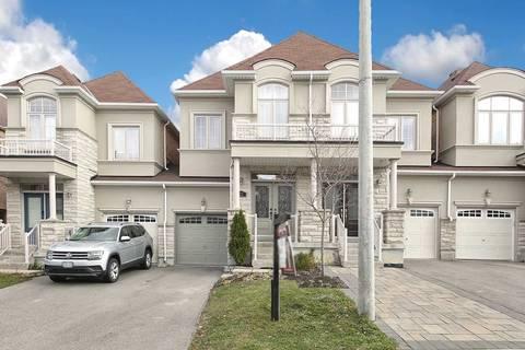 Townhouse for sale at 23 Bristlewood Cres Vaughan Ontario - MLS: N4663655