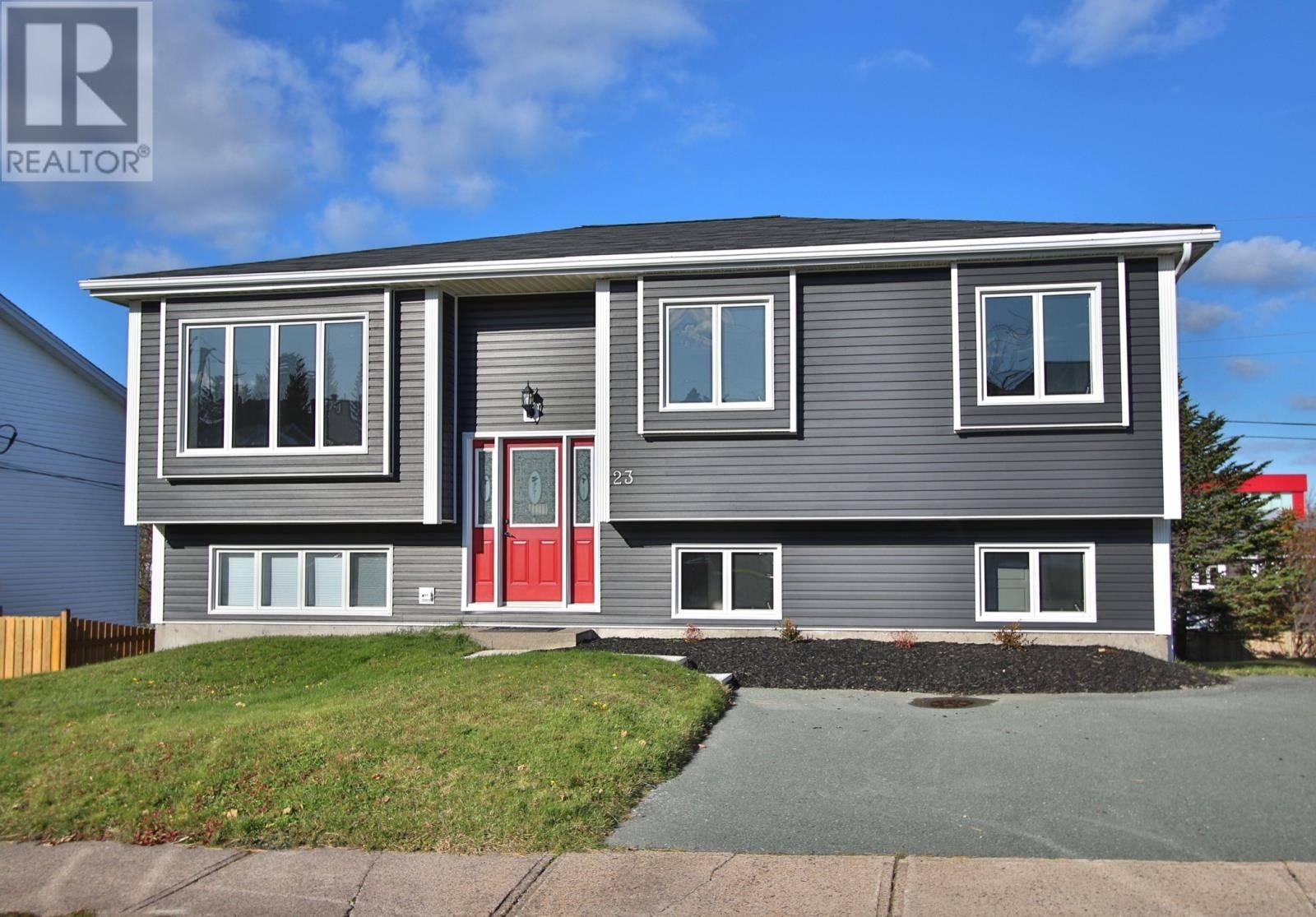 House for sale at 23 Bugler Pl St. John's Newfoundland - MLS: 1206953
