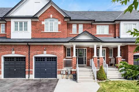 Townhouse for sale at 23 Burnstown Circ Brampton Ontario - MLS: W4549360