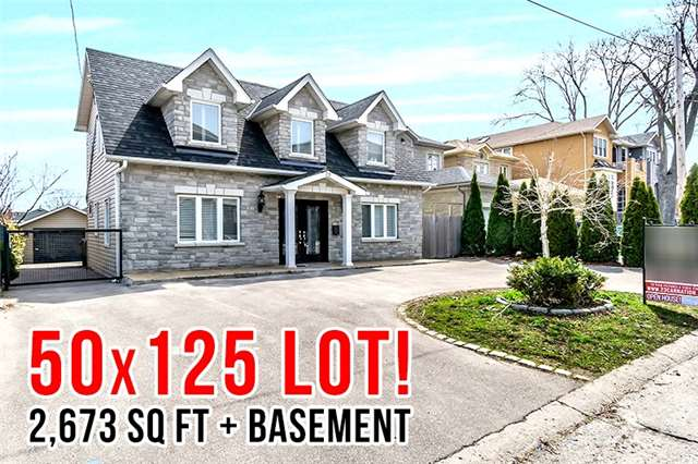 For Sale: 23 Carnation Avenue, Toronto, ON | 4 Bed, 3 Bath House for $1,299,900. See 20 photos!