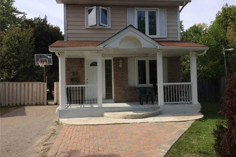 House for rent at 23 Carrying Pl Toronto Ontario - MLS: E4583590