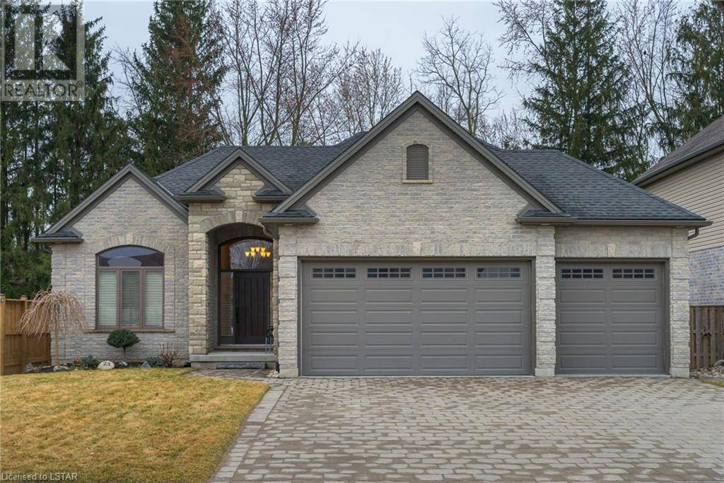 House for sale at 23 Caverhill Cres Komoka Ontario - MLS: 253097