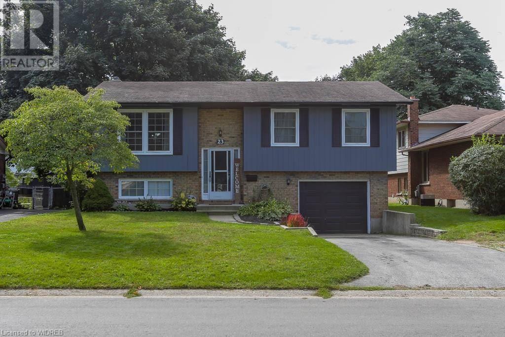 House for sale at 23 Centennial Ave Tillsonburg Ontario - MLS: 220610