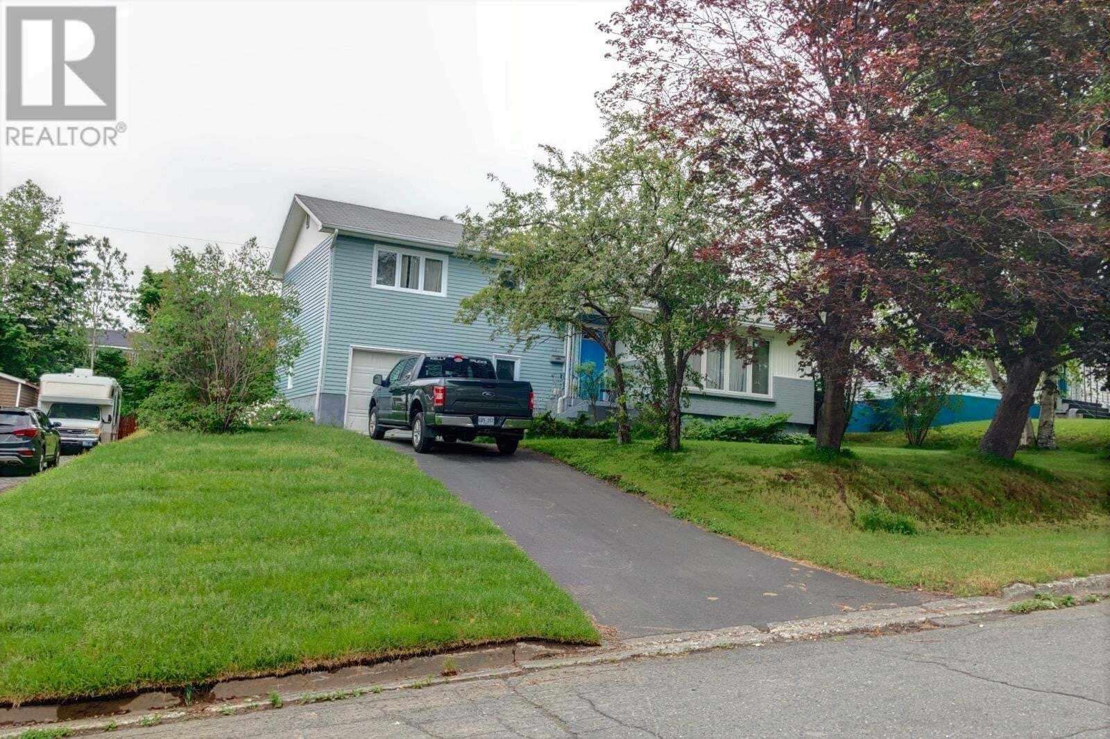 House for sale at 23 Chamberlain St Grand Falls-windsor Newfoundland - MLS: 1216437