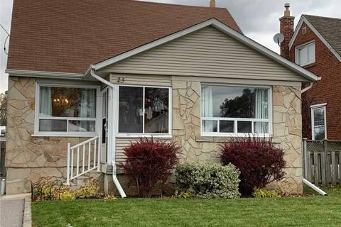House for sale at 23 Christina Cres Toronto Ontario - MLS: E4628344