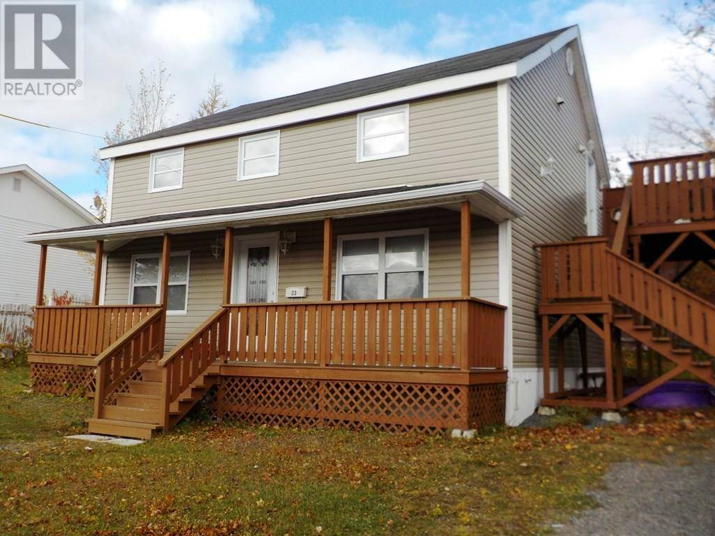 House for sale at 23 Circular Rd Grand Falls-windsor Newfoundland - MLS: 1202401