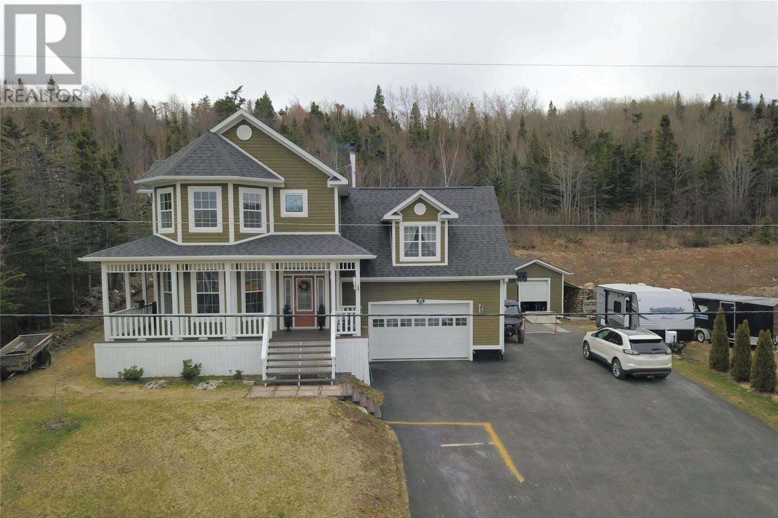 House for sale at 23 Clearwater Dr Clarenville Newfoundland - MLS: 1214479