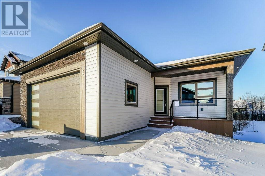 House for sale at 23 Cole Wy Sylvan Lake Alberta - MLS: ca0186245