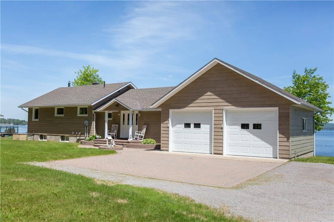 House for sale at 23 Cooper Ln Killaloe Ontario - MLS: 1112706