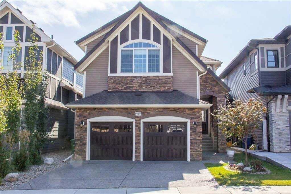 House for sale at 23 Cooperstown Pl SW Coopers Crossing, Airdrie Alberta - MLS: C4291199