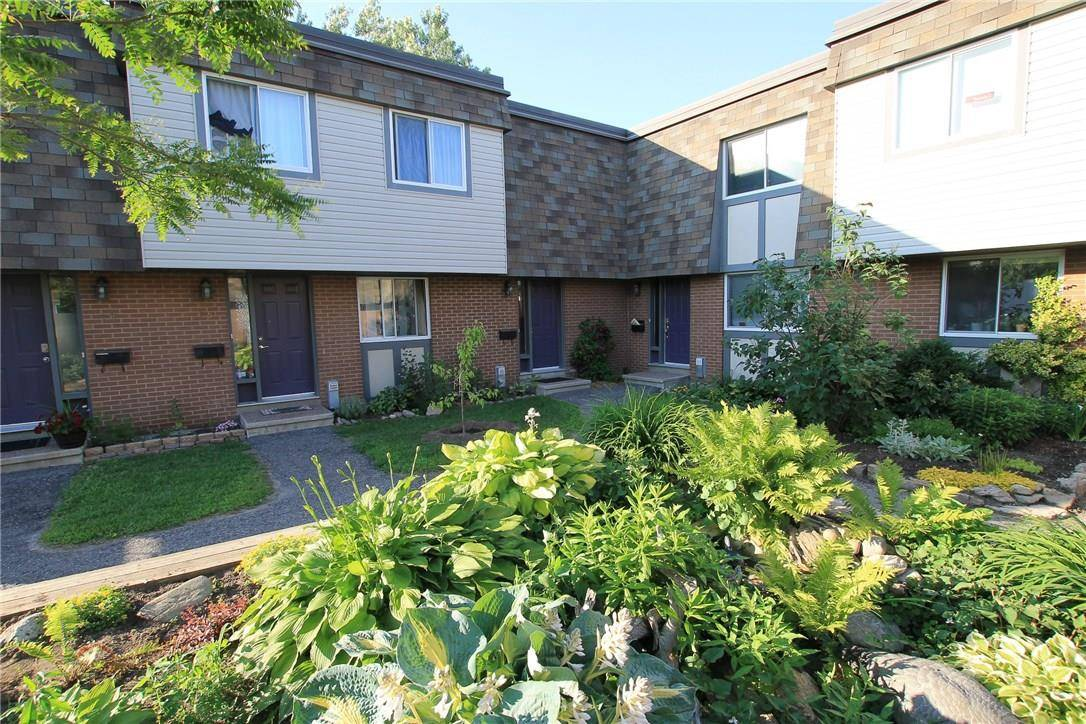 Townhouse for sale at 23 Corley Pt Ottawa Ontario - MLS: 1160086