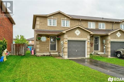 Townhouse for sale at 23 Coronation Pw Barrie Ontario - MLS: 30740833