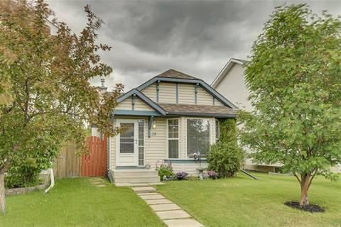 House for sale at 23 Cramond Cs Southeast Calgary Alberta - MLS: C4255025