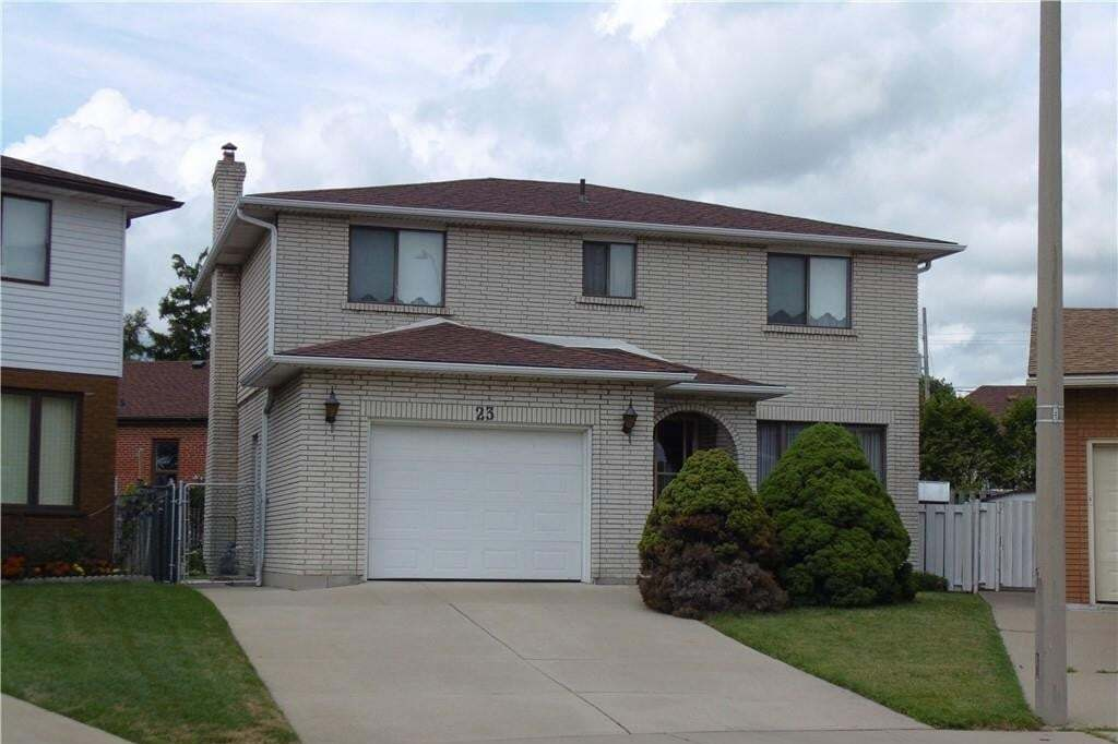 House for sale at 23 Crown St Hamilton Ontario - MLS: H4083589