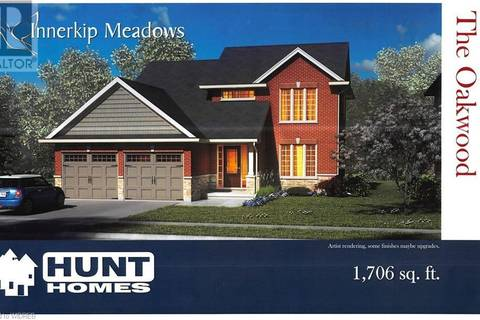 House for sale at 23 Curtis St Innerkip Ontario - MLS: 162599