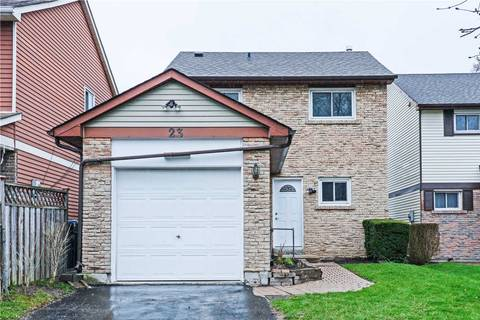 House for sale at 23 Dalzell Ave Brampton Ontario - MLS: W4436106
