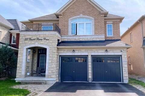 House for rent at 23 Daniel Bram Dr Vaughan Ontario - MLS: N4910013