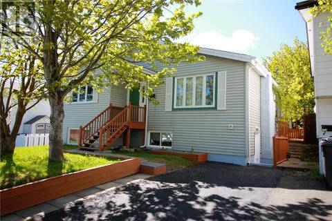 House for sale at 23 Donovan St Mount Pearl Newfoundland - MLS: 1199172