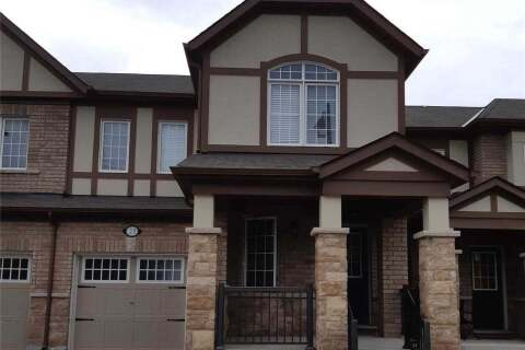 Townhouse for sale at 23 Dredge Ct Milton Ontario - MLS: W4776917