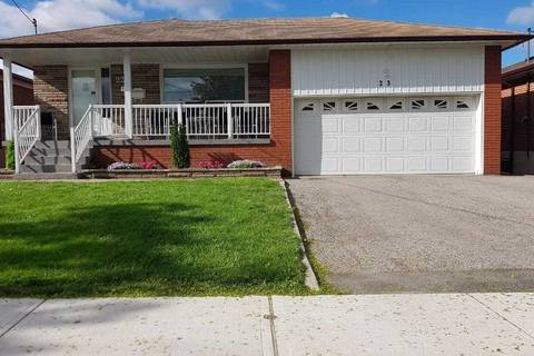 House for sale at 23 Dundee Dr Toronto Ontario - MLS: W4475611