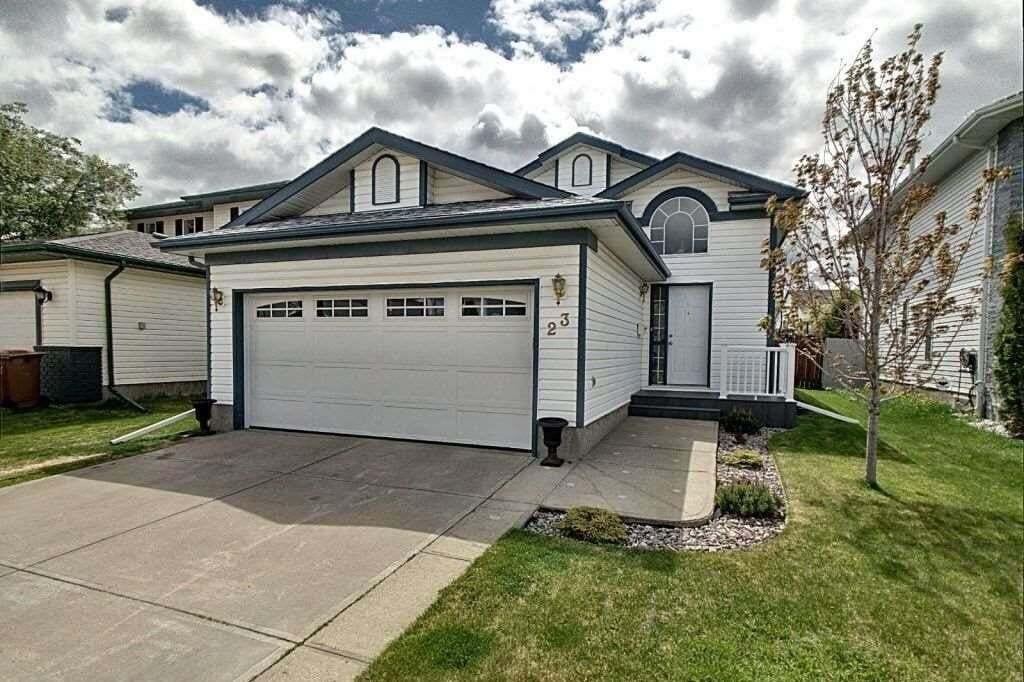 House for sale at 23 Durocher St St. Albert Alberta - MLS: E4199313