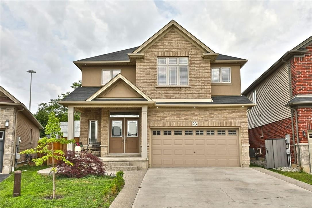 House for sale at 23 Dyment Ct Ancaster Ontario - MLS: H4083397