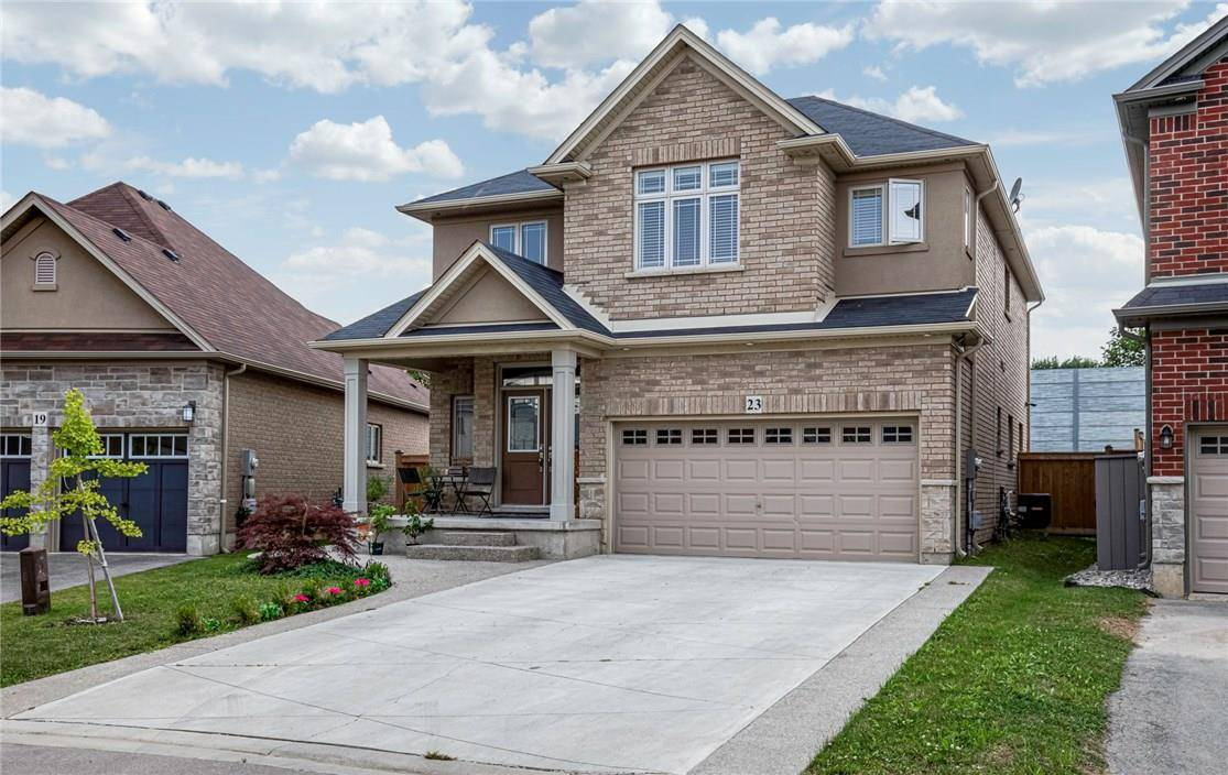 House for sale at 23 Dyment Ct Ancaster Ontario - MLS: H4061226