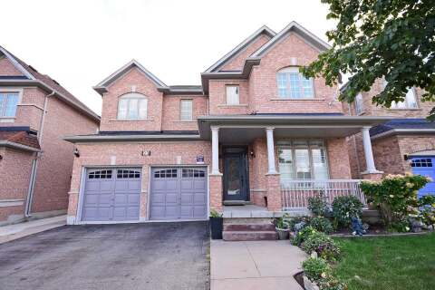 House for sale at 23 Eagle Plains Dr Brampton Ontario - MLS: W4919883