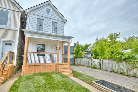 House for sale at 23 Edgar St Hamilton Ontario - MLS: H4055700