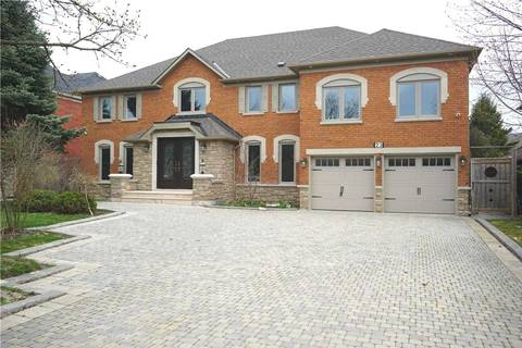 House for sale at 23 Elderwood Dr Richmond Hill Ontario - MLS: N4750506