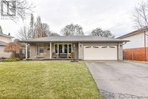 House for sale at 23 Elmhurst Cres Guelph Ontario - MLS: 30728259