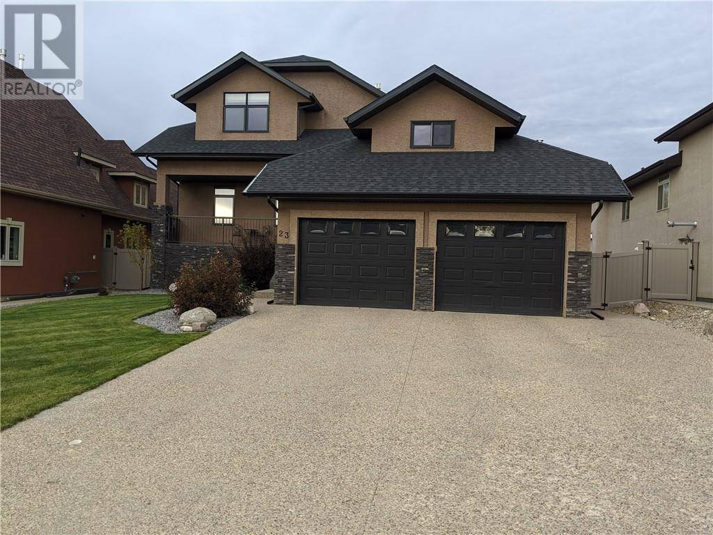 House for sale at 23 Erica Dr Lacombe Alberta - MLS: ca0181541