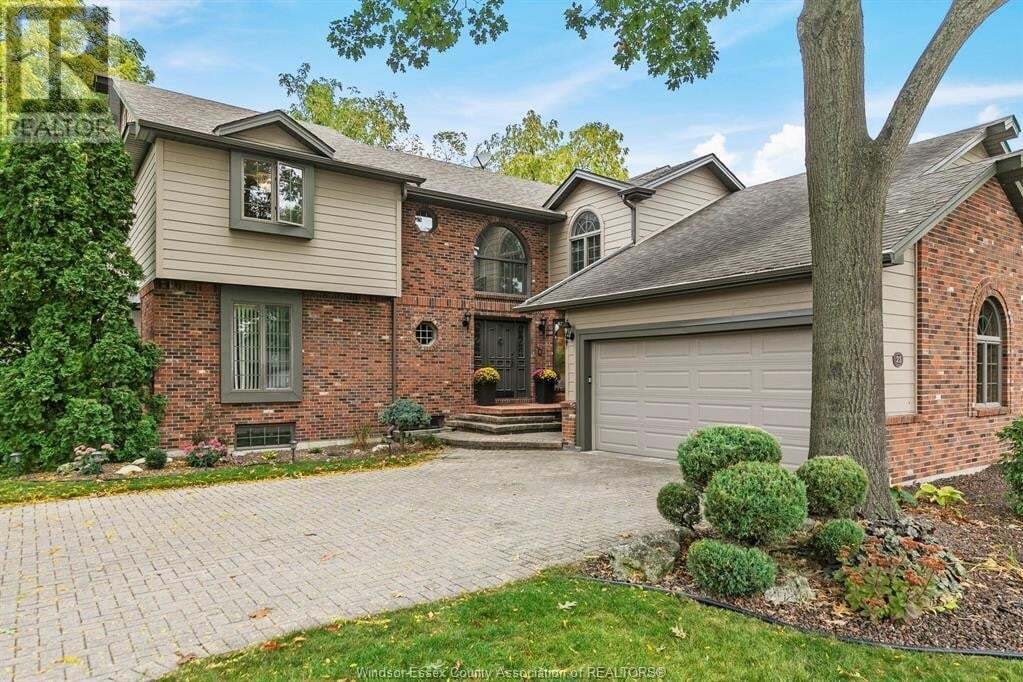 Townhouse for sale at 23 Fairway Cres Amherstburg Ontario - MLS: 20012932