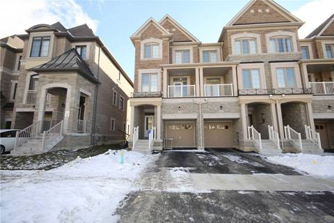 Townhouse for sale at 23 Farooq Blvd Vaughan Ontario - MLS: N4647046