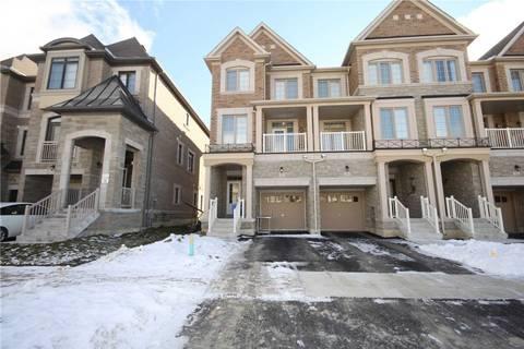 Townhouse for sale at 23 Farooq Blvd Vaughan Ontario - MLS: N4665311