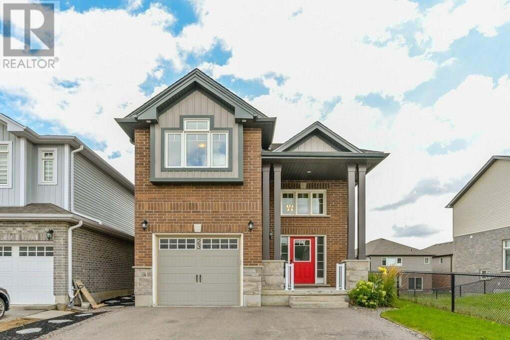 House for sale at 23 Fenside St Kitchener Ontario - MLS: 30825939