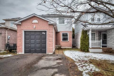 House for sale at 23 Flaxman Ave Clarington Ontario - MLS: E4668047