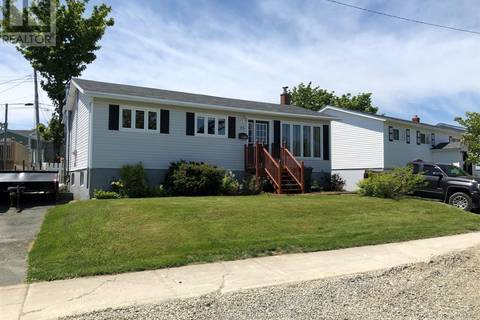 House for sale at 23 Fourth St Mount Pearl Newfoundland - MLS: 1198591