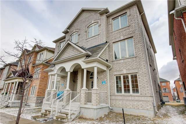 For Sale: 23 Garden Trail Road, Markham, ON | 4 Bed, 4 Bath Townhouse for $828,000. See 20 photos!