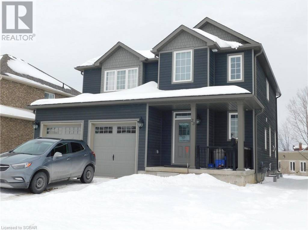 House for sale at 23 Gilpin Cres Collingwood Ontario - MLS: 223638